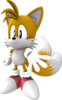 Random tails render by icefoxesdx-d6hy5mo