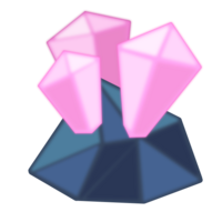 Rose Crystals Power-Up