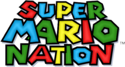 Super Mario Nation New Logo