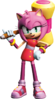 Amy Artwork - Sonic Boom