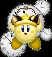 Clock Kirby KDL3D