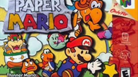 End Credits - Paper Mario