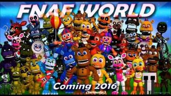 FNaF World TrollVersion Battle song