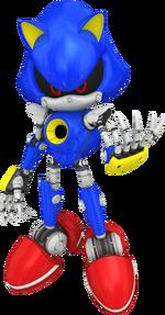 Metal Sonic-0