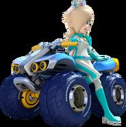 Rosalina in Kart