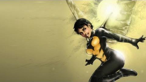 Superhero Origins Wasp