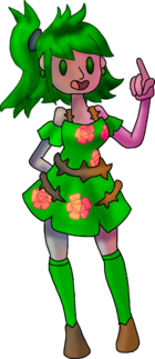 SyinaraWyneColdBlood Costume 3