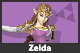 Zelda mugshoot