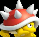 150px-Spiny Artwork - New Super Mario Bros. 2