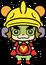 9-Volt - WarioWare Gold
