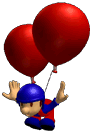 Balloon Fighter trophy