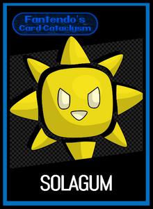 FCC Solagum Card