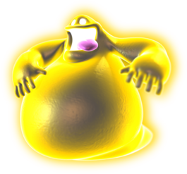 Gobber - Luigi's Mansion Dark Moon