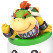 Super Smash Bros. Engagement/Bowser Jr.