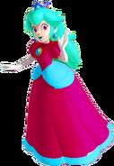 Icy Princess Peach - New Super Koopa Bros