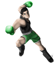 Little mac by emilykiwi-d76srz2