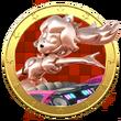 Pink Gold Peach SR Icon