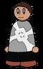 Shirt Grey Cross Generic