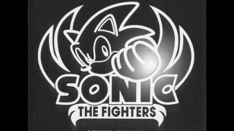 Sonic the Fighters Soundtrack - 9 - Here we Go (Theme of Fang)