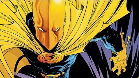 Superhero Origins Doctor Fate