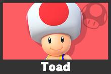 Toad mugshot