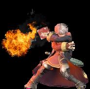 1.13.Male Robin casting Arcfire