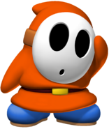ACL MK8 Orange Shy Guy