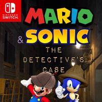 Mario And Sonic The Detective S Case Fantendo Nintendo Fanon Wiki Fandom