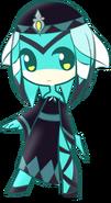 Iris the Echidna
