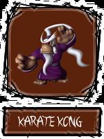 Karate Kong SSBR