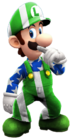 Luigi - striped recolorSSBC