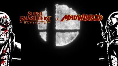 Super Smash Bros. Ultimate x Madworld