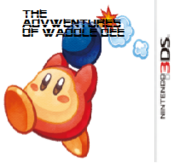 The Adventures Of Waddle Dee Alpha Cover