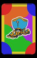 Toadsworth Partner Card