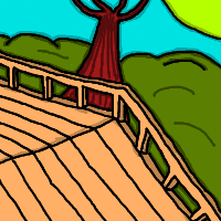 Wooden Jungle