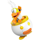 ACL - SSBSwitch recolour - Lemmy Koopa
