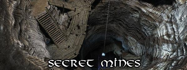 CeR Secret Mines