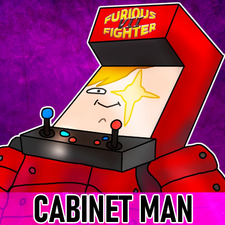 ColdBlood Icon Cabinet Man