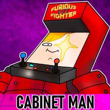 ColdBlood Icon Cabinet Man