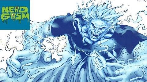 HYDRO-MAN Supervillain Breakdown