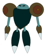 Iron Golem (Battlegrounders)