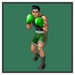 JSSB character preview icon - Little Mac