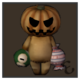 JSSB character preview icon - Pumpkin