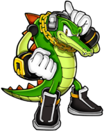 VectortheCrocodile