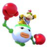 Bowser Jr. - Mario Party Star Rush artwork