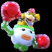 Bowser Jr. - Mario Party Star Rush artwork