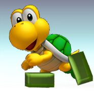 Koopa the quick smash bros