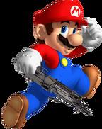 MarioMushroomWar