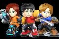 Mii Fighters SSB4