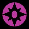 Violet lantern corps symbol fill by mr droy-d613gu4